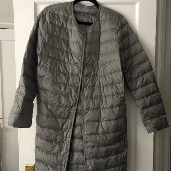 02b7a7a8809 Uniqlo Jackets & Coats | Womens Ultra Light Down Compact Coat | Poshmark